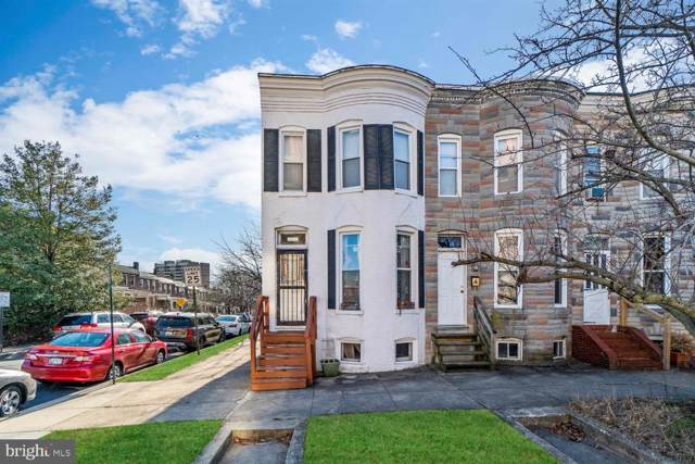 251 W 31ST Street, BALTIMORE, MD 21211 (#MDBA497986) :: The Dailey Group