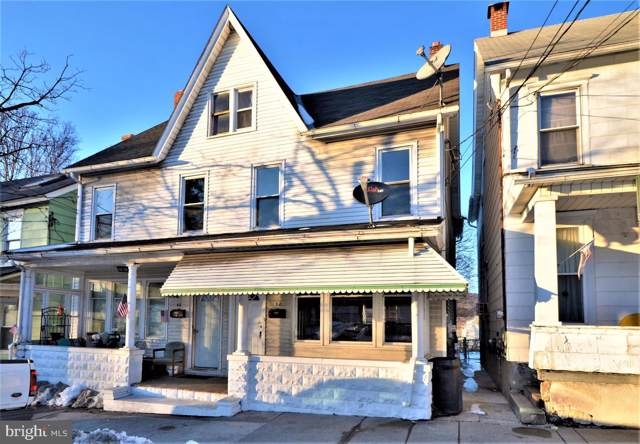 38 Dowell Street, SLATINGTON, PA 18080 (#PALH113328) :: Bob Lucido Team of Keller Williams Integrity