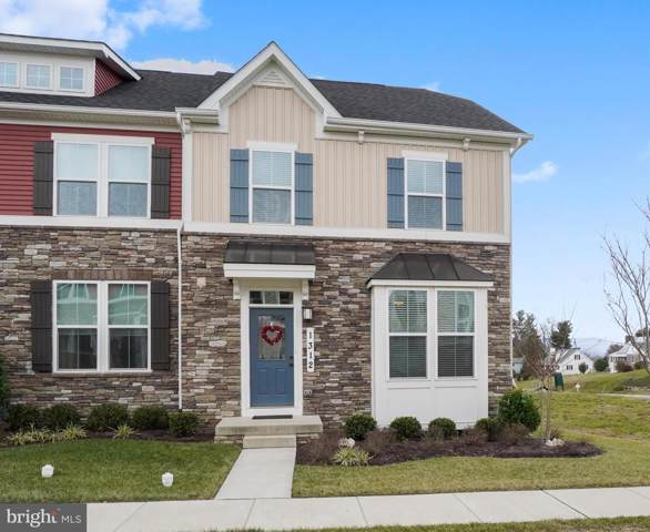 1312 Village Green Way, BRUNSWICK, MD 21716 (#MDFR258938) :: Pearson Smith Realty