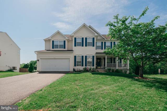 880 Fairwood Drive, CULPEPER, VA 22701 (#VACU140494) :: Bruce & Tanya and Associates