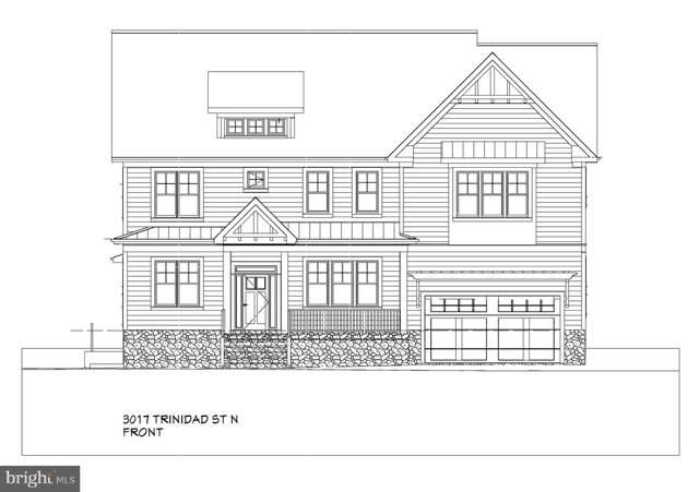 3017 N Trinidad Street, ARLINGTON, VA 22213 (#VAAR158526) :: Coleman & Associates
