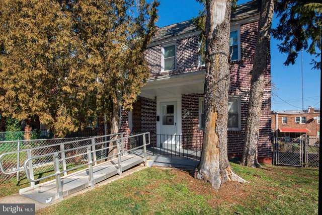 3825 Pall Mall Road, BALTIMORE, MD 21215 (#MDBA497994) :: SURE Sales Group