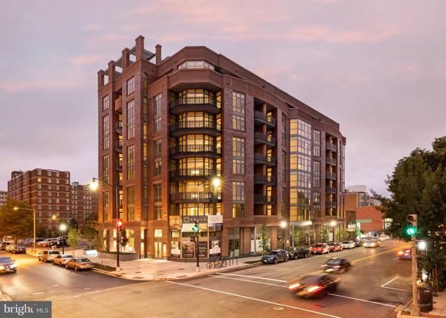 O Street NW #303, WASHINGTON, DC 20001 (#DCDC456098) :: Crossman & Co. Real Estate