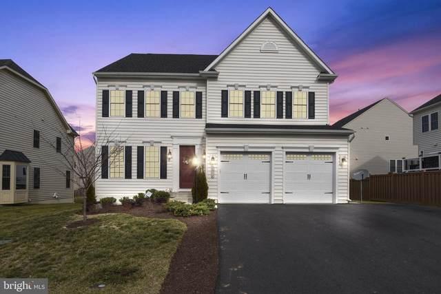 7912 Lukes Lodge Place, GAINESVILLE, VA 20155 (#VAPW486186) :: Larson Fine Properties