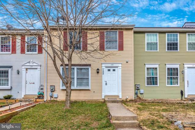 155 Fairfield Drive, FREDERICK, MD 21702 (#MDFR258940) :: Homes to Heart Group