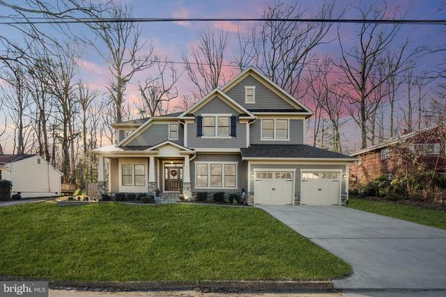 912 Timber Lane SW, VIENNA, VA 22180 (#VAFX1107716) :: The Miller Team