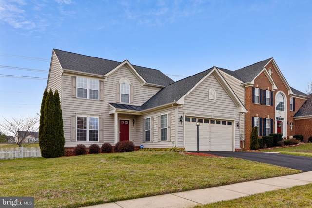 16491 Boatswain Circle, WOODBRIDGE, VA 22191 (#VAPW486188) :: The Gus Anthony Team