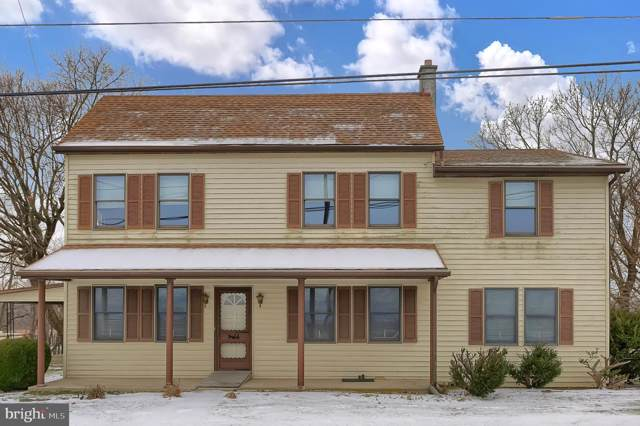 1222 Claremont Road, CARLISLE, PA 17015 (#PACB120836) :: Teampete Realty Services, Inc