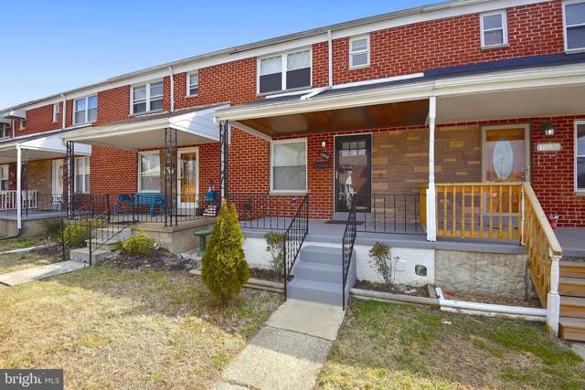 1005 Foxwood Lane, BALTIMORE, MD 21221 (#MDBC483368) :: The Dailey Group