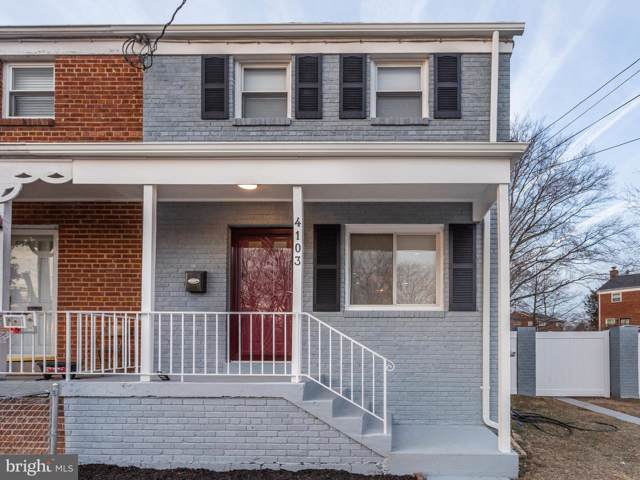 4103 25TH Avenue, TEMPLE HILLS, MD 20748 (#MDPG557190) :: The Bob & Ronna Group