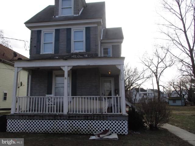 113 W Foundry Street, MILLVILLE, NJ 08332 (#NJCB125108) :: Daunno Realty Services, LLC