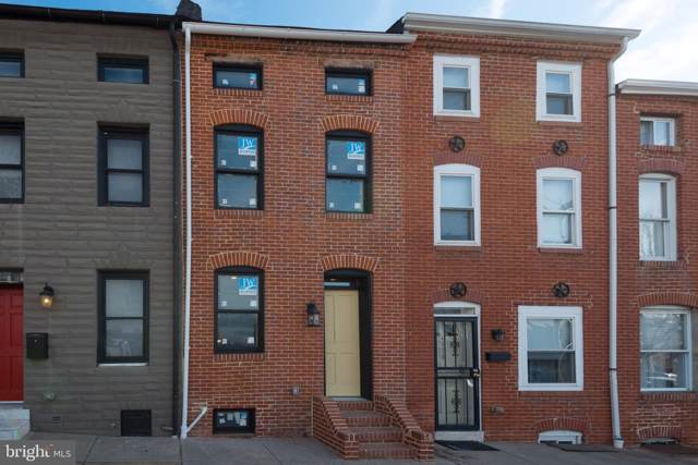527 S Chester Street, BALTIMORE, MD 21231 (#MDBA498014) :: V Sells & Associates | Keller Williams Integrity
