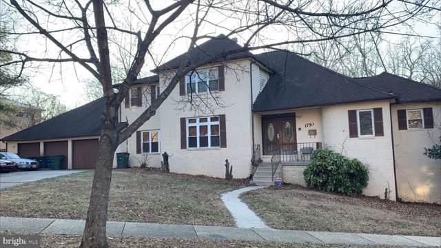 1750 Poplar Lane NW, WASHINGTON, DC 20012 (#DCDC456134) :: Advance Realty Bel Air, Inc