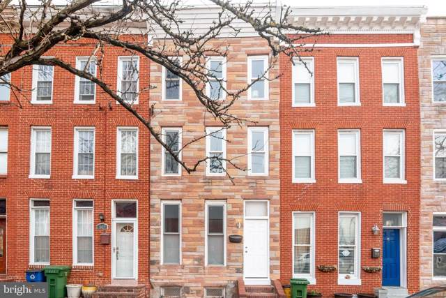 807 Scott Street, BALTIMORE, MD 21230 (#MDBA498020) :: Homes to Heart Group
