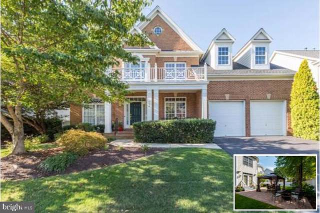 706 Pearson Point Place, ANNAPOLIS, MD 21401 (#MDAA423612) :: The Riffle Group of Keller Williams Select Realtors