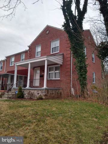 3834 Kimble Road, BALTIMORE, MD 21218 (#MDBA498032) :: The Maryland Group of Long & Foster