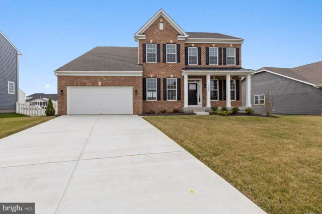 1402 Exmoor Lane, BEL AIR, MD 21015 (#MDHR242832) :: ExecuHome Realty