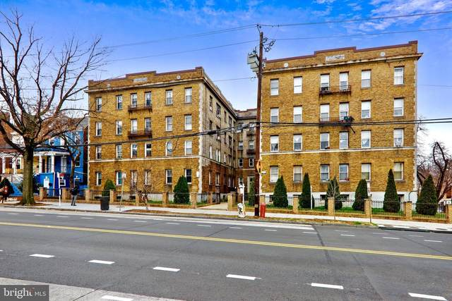 4120 14TH Street NW #7, WASHINGTON, DC 20011 (#DCDC456138) :: The Bob & Ronna Group