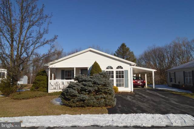 15 Westview Terrace, WOMELSDORF, PA 19567 (#PABK353306) :: Sunita Bali Team at Re/Max Town Center