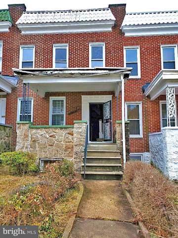3120 Oakfield Avenue, BALTIMORE, MD 21216 (#MDBA498058) :: Jim Bass Group of Real Estate Teams, LLC