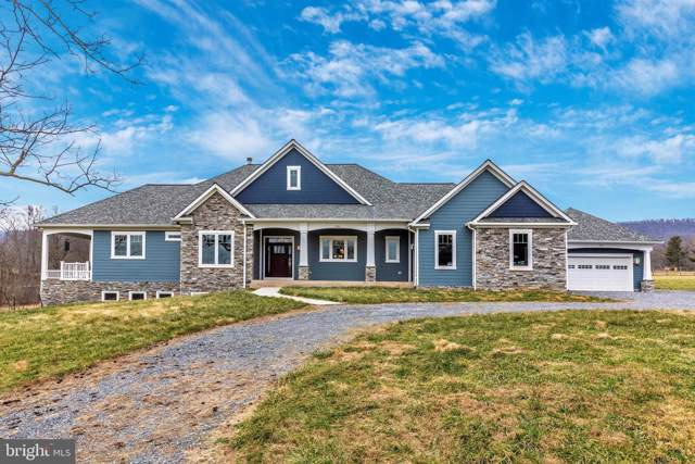 1504 Marker Road, MIDDLETOWN, MD 21769 (#MDFR258958) :: ExecuHome Realty