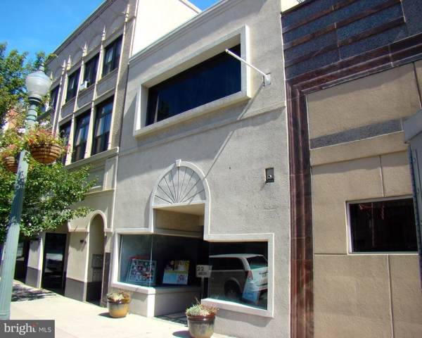 22 S Centre Street, POTTSVILLE, PA 17901 (#PASK129516) :: Flinchbaugh & Associates