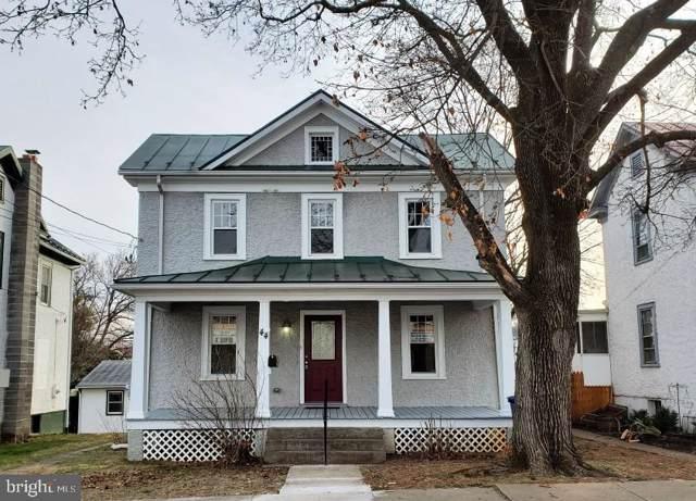 44 Church Street, FRONT ROYAL, VA 22630 (#VAWR139190) :: Cristina Dougherty & Associates