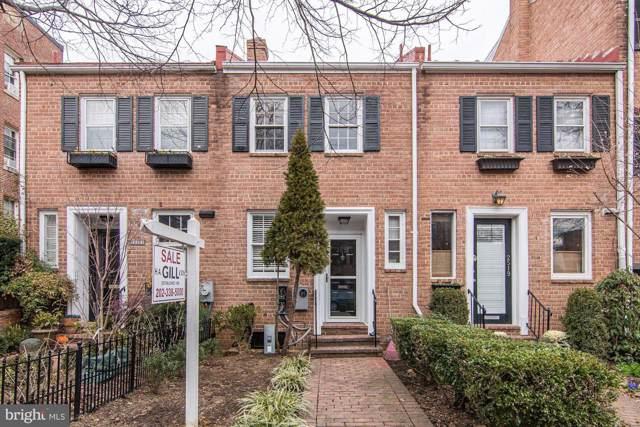 2521 Q Street NW, WASHINGTON, DC 20007 (#DCDC456188) :: Crossman & Co. Real Estate