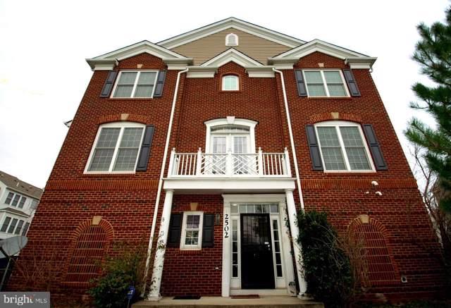 2502 Patricia Roberts Harris Place NE, WASHINGTON, DC 20018 (#DCDC456200) :: SURE Sales Group