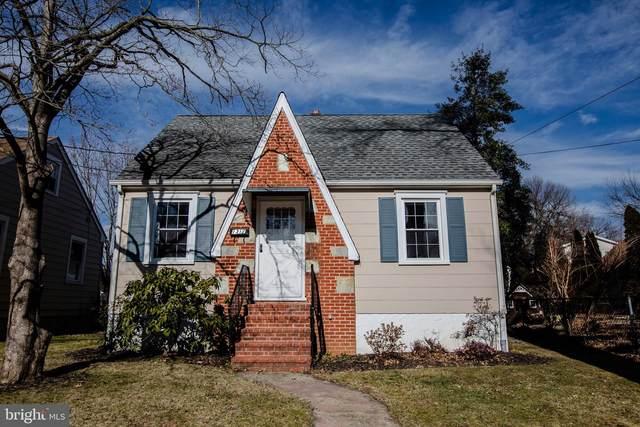 1317 Sylvan Drive, HADDON HEIGHTS, NJ 08035 (#NJCD385518) :: Bob Lucido Team of Keller Williams Integrity
