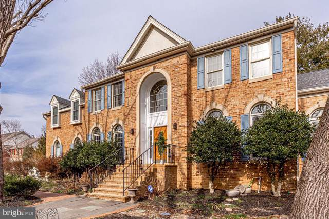 6215 Point Circle, CENTREVILLE, VA 20120 (#VAFX1107856) :: The Greg Wells Team