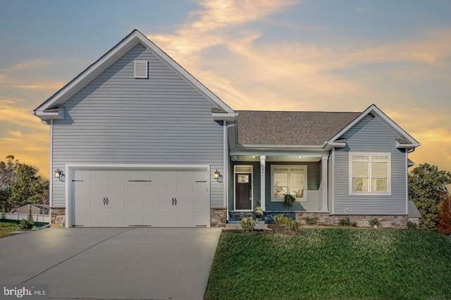 18006 Coolidge Lane, BOWLING GREEN, VA 22427 (#VACV121512) :: Pearson Smith Realty
