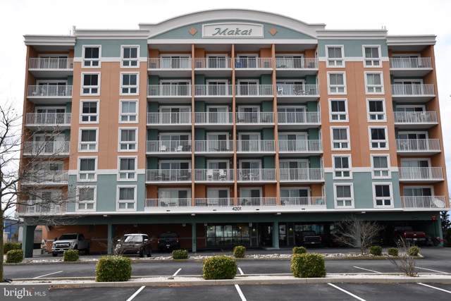 4201 Coastal Highway #202, OCEAN CITY, MD 21842 (#MDWO111616) :: The Speicher Group of Long & Foster Real Estate