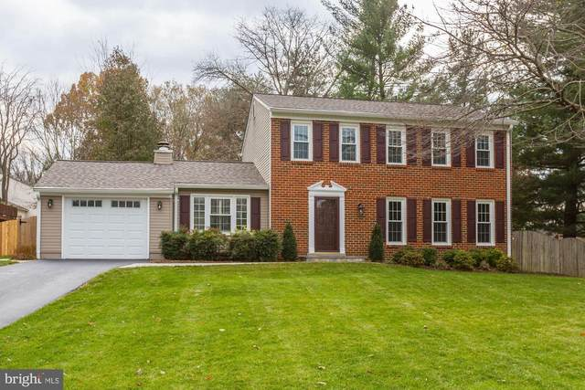 11332 Brandy Hall Lane, NORTH POTOMAC, MD 20878 (#MDMC693432) :: The Bob & Ronna Group
