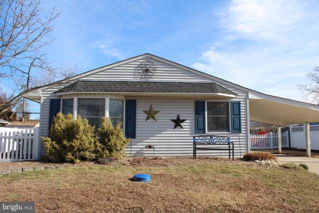 24 Teaberry Lane, LEVITTOWN, PA 19054 (#PABU488256) :: ExecuHome Realty