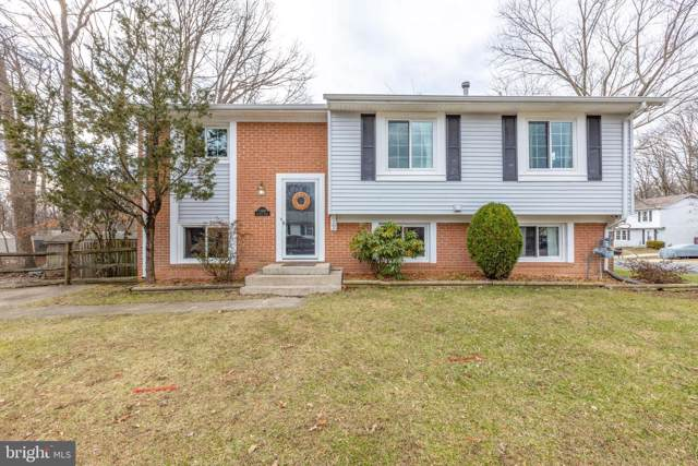 12600 Oakwood Drive, WOODBRIDGE, VA 22192 (#VAPW486236) :: The Licata Group/Keller Williams Realty