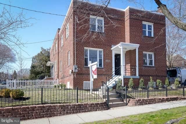 5920 6TH Street NE, WASHINGTON, DC 20011 (#DCDC456240) :: John Smith Real Estate Group