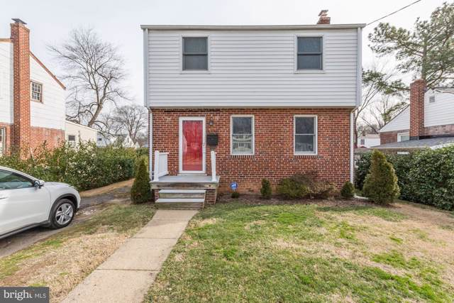 9705 Wichita Avenue, COLLEGE PARK, MD 20740 (#MDPG557292) :: Pearson Smith Realty
