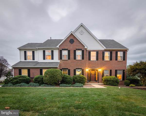 441 Silver Leaf Circle, COLLEGEVILLE, PA 19426 (#PAMC636786) :: The Toll Group