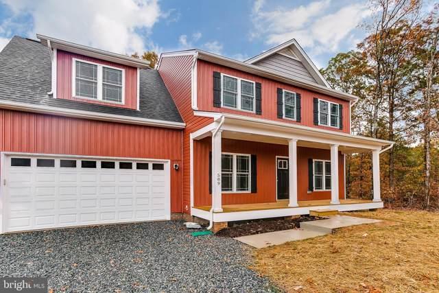 Lot 58 Cedar View Circle, MINERAL, VA 23117 (#VALA120480) :: Viva the Life Properties