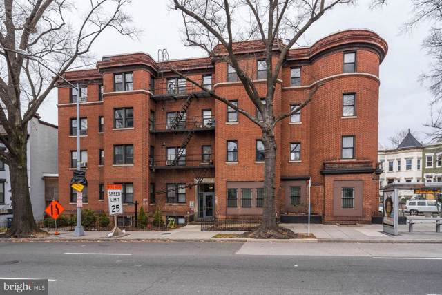 5 Rhode Island Avenue NW #401, WASHINGTON, DC 20001 (#DCDC456272) :: Homes to Heart Group