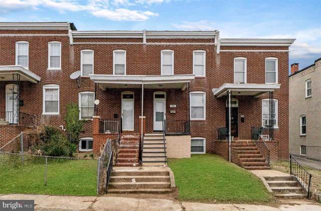 746 Mckewin Avenue, BALTIMORE, MD 21218 (#MDBA498160) :: Better Homes Realty Signature Properties
