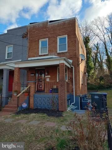 559 45TH Street NE, WASHINGTON, DC 20019 (#DCDC456282) :: AJ Team Realty