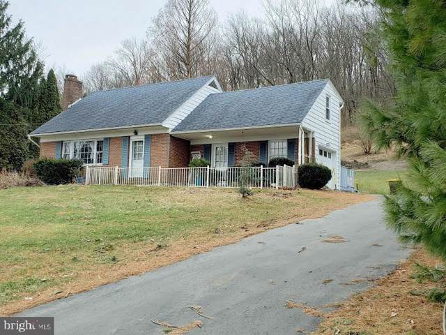 2034 Church View Road, COOPERSBURG, PA 18036 (#PALH113338) :: Ramus Realty Group