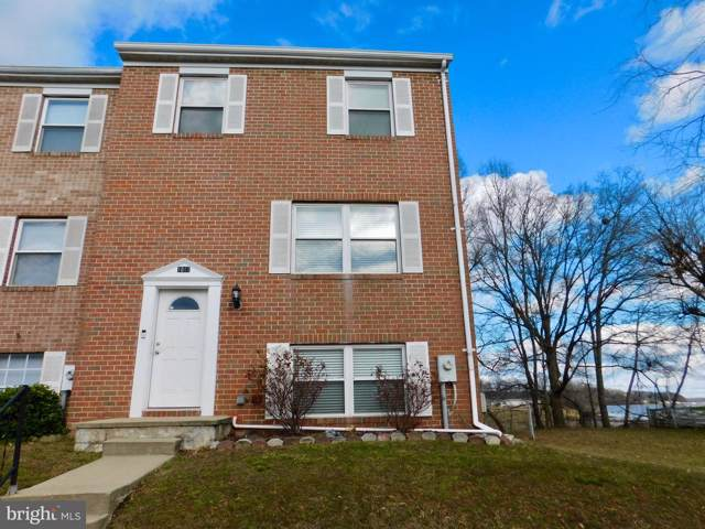 1041 Lake Front Drive, EDGEWOOD, MD 21040 (#MDHR242868) :: Advance Realty Bel Air, Inc