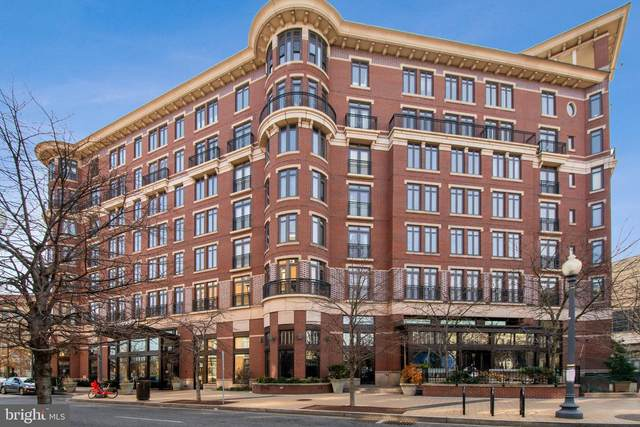 1390 Kenyon Street NW #728, WASHINGTON, DC 20010 (#DCDC456300) :: The Vashist Group