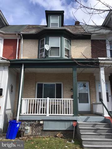 321 S 18TH Street, HARRISBURG, PA 17104 (#PADA118670) :: Teampete Realty Services, Inc