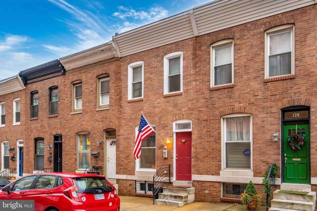 137 S Robinson Street, BALTIMORE, MD 21224 (#MDBA498190) :: The Maryland Group of Long & Foster Real Estate