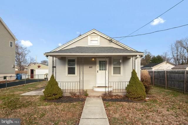 441 Wallace Avenue, BENSALEM, PA 19020 (#PABU488332) :: Linda Dale Real Estate Experts