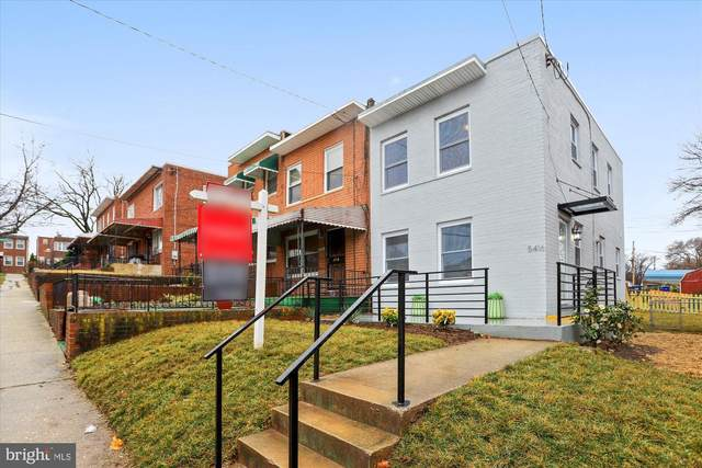 5416 8TH Street NE, WASHINGTON, DC 20011 (#DCDC456322) :: Advance Realty Bel Air, Inc
